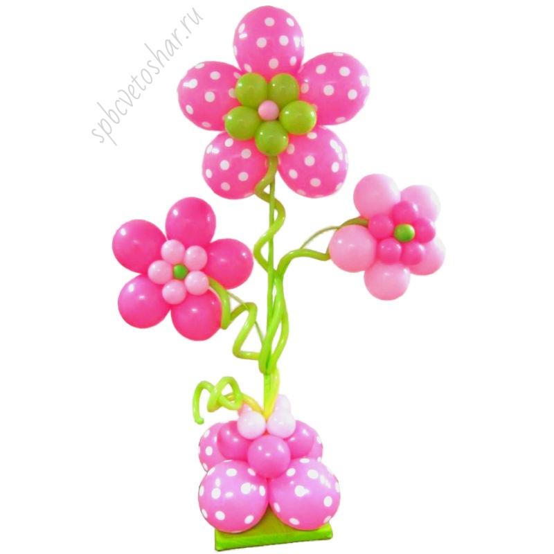 Mega цветок