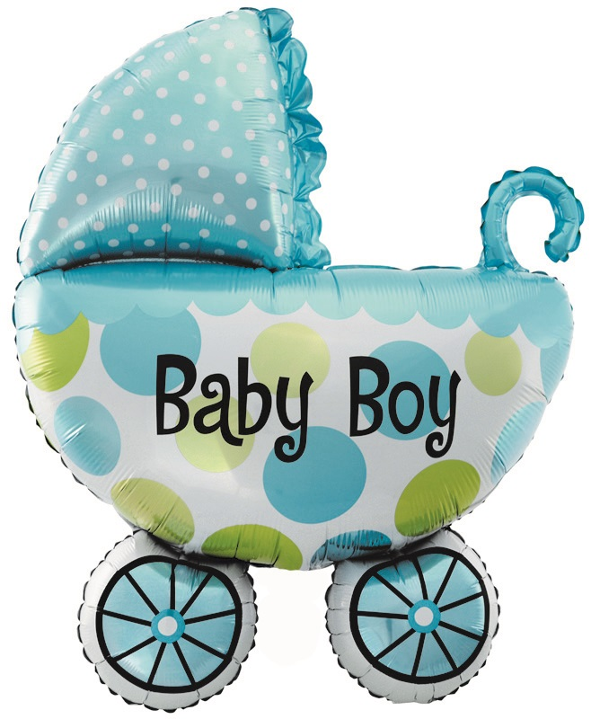 Коляска Baby boy