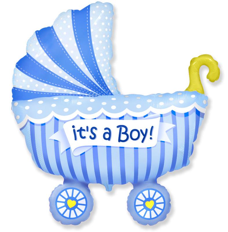 коляска it*s a Boy