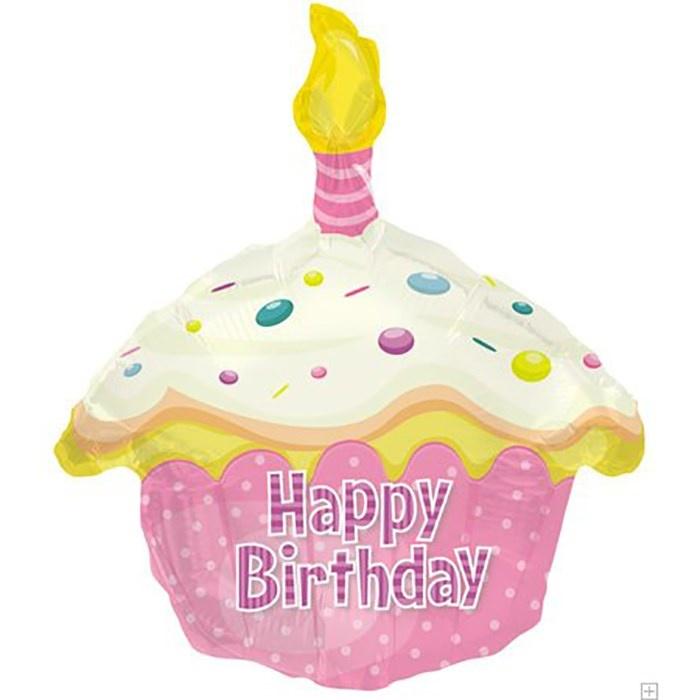 Пирожное happy birthday